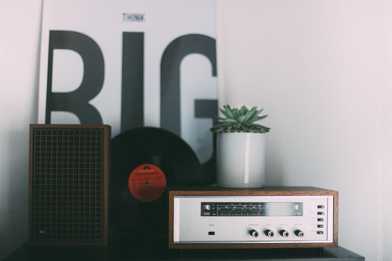 Das Radio als früher beliebtestes Medium der Welt