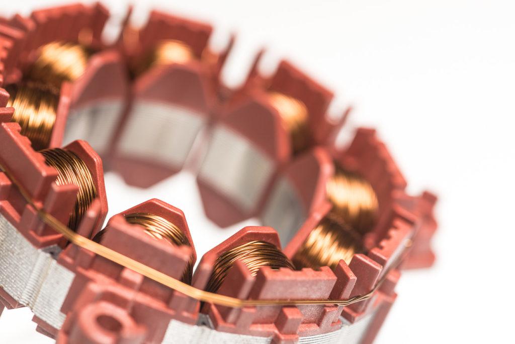 Bauteile Magnetmotor